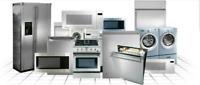 Repair & Installation Service: Dishwasher, Dryer, Washer, Stove,