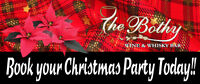 Book You Holiday Function at The Bothy