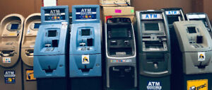 Used ATM Bank Machine for Sale for Bars, Stores or Gas Stations