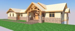 SALMON ARM. New development. LARGE fully serviced lots.