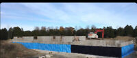 Water proofing  Foundation repairs