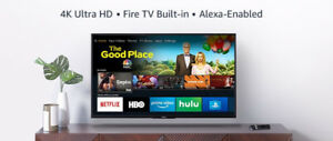 LIVE TV  Amazon 4K  HD  Fire TV