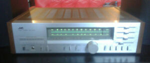 JVC R-S11 Stereo Receiver. older and very nice condition.
