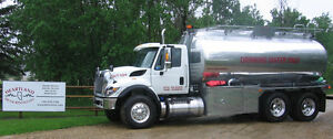 Potable (Drinking) Water Truck For Rent