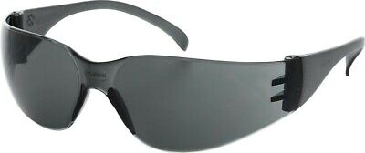 - Majestic Crosswind Safety Glasses, Smoke Lens, 85-1100SMK, 1 Pair, Free Shipping