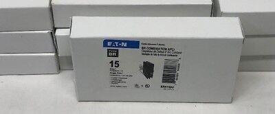 Lot 10 X Eaton Cutler Hammer Brn115af Brcaf115 Arc Fault Afci Breakers 15a New