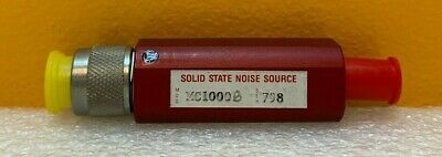 Microwave Semiconductor Corp Msc Mc1000b 10 Mhz To 1.5 Ghz Noise Source. New