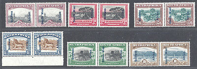 South West Africa Stamps 1927 Views 2D 10S  Sg85 7  Mlh  205    265
