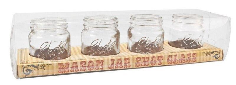 Mini mason jars ebay for Why are mason jars called mason jars