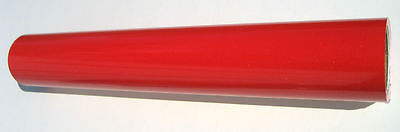 Red Ultra Metallic Sign Vinyl 24 X 30ft Roll Cutter Plotter Film
