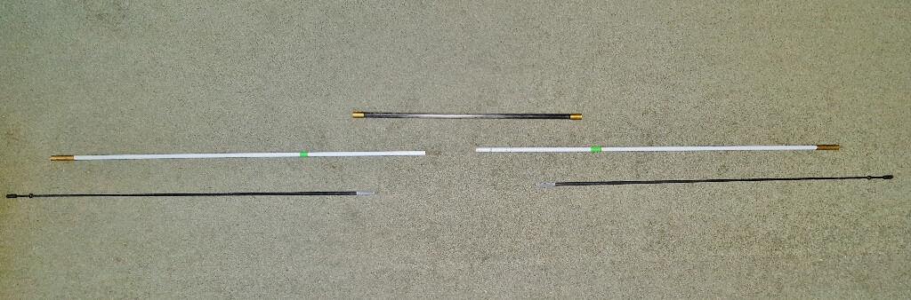 FLEXIFOIL ULTRAFLEX LOW WIND SPAR for 6' or 8' Stacker