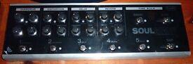 T-Rex Soulmate analog multi-effects unit