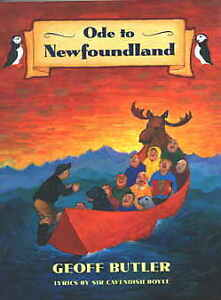 "AWARD Winning NEW Book ""Ode to Newfoundland"""