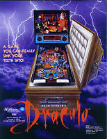 Looking for a Dracula pinball machine