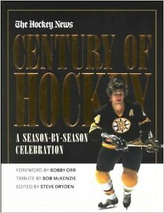 "Century of Hockey by ""the hockey news"""
