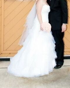 Alfred Angelo Size 12 Wedding Dress Thornton Maitland Area Preview