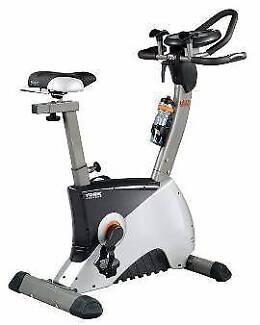 York fitness c302 diamond cross trainer exercise bike