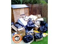 Household waste removals Manchester . Man&Van services