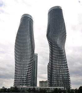 1 bedroom condo for rent in mississauga