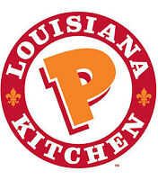 Now Hiring @ Popeyes: FT/ PT Cashiers and Shift Supervisor