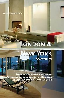 London and New York Apartments (Kolon Mini Series) ... | Buch | Zustand sehr gut ()