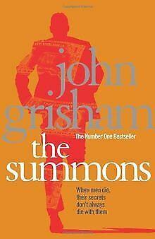 The Summons von John Grisham | Buch | Zustand gut