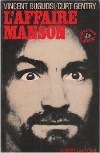 L'affaire Manson