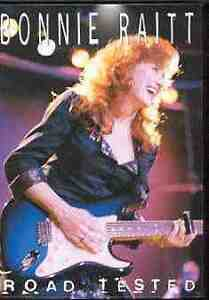 Bonnie Raitt - road Tested - NEW DVD