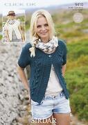 Sirdar Ladies Knitting Patterns DK