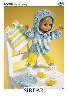 Sirdar Dolls Knitting Patterns Ebay