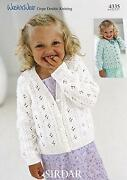 Double Knitting Cardigan Pattern