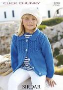 Childrens Chunky Knitting Patterns