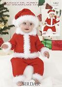 Baby Christmas Knitting Pattern