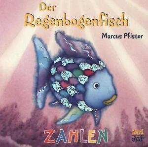 Pfister, Marcus - Der Regenbogenfisch Zahlen