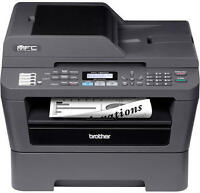 LIKE NEW*****BROTHER LASER FAX/SCAN/PRINT