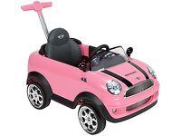 pink mini cooper baby kids stuff for sale gumtree. Black Bedroom Furniture Sets. Home Design Ideas