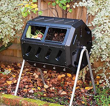 How to Make a DIY Compost Bin Barrel