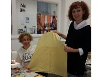 Beginner and refresher sewing class in Bethnal Green - Mondays 1:00 pm