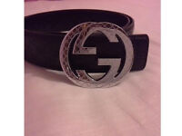 Genuine Gucci belt