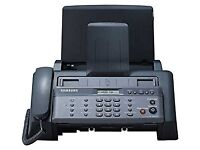 Samsung SF-365TP Telephone, Fax & Answering Machine