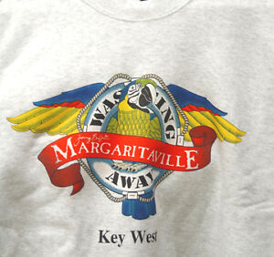 "FS: Jimmy Buffett ""Wasting Away In Margaritaville"" Sweatshirt London Ontario image 2"