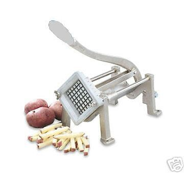 12 French Fry Maker Potato Cutter Great French Fries