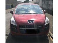 2010 Peugeot 3008 1.6 hdi