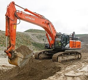 BACKHOE, EXCAVATOR & OTHER HEAVY EQUIPMENT FINANCING