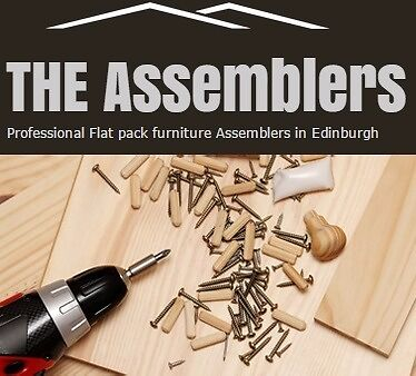 Flat Pack Furniture Assembly Edinburgh   The Assemblers   Build Ikea Argos  Ebay Flatpack Furniture