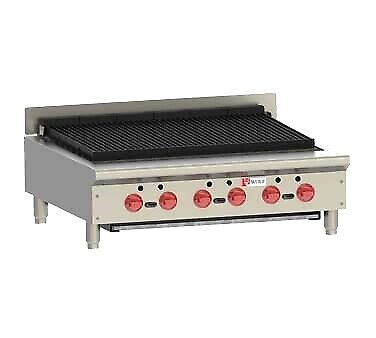 Wolf Acb36 Countertop Gas Charbroiler