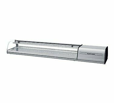 Infrico Usa Ict-vsu77r 77 Refrigerated Sushi Display Case