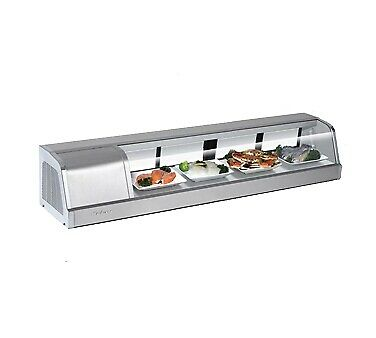 Turbo Air Sak-60l-n 59 Refrigerated Sushi Display Case