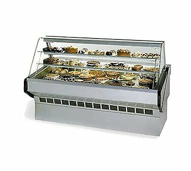 Federal Industries Sq-4b 48 Non-refrigerated Bakery Display Case