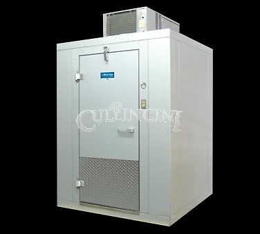 Arctic Industries Walk In Cooler 10x8 Self Contained With Floor - Bl108-cf-sc